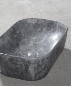 Lavabos de cemento