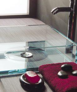 Lavabos Cristal